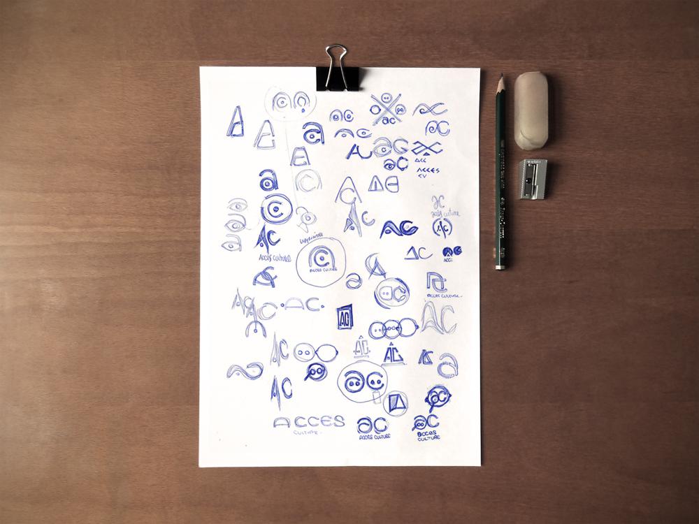 recherches graphiques de logos